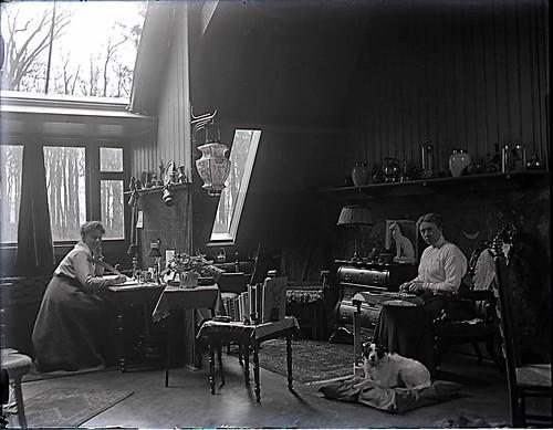 Atelier van Mini de Goeijen