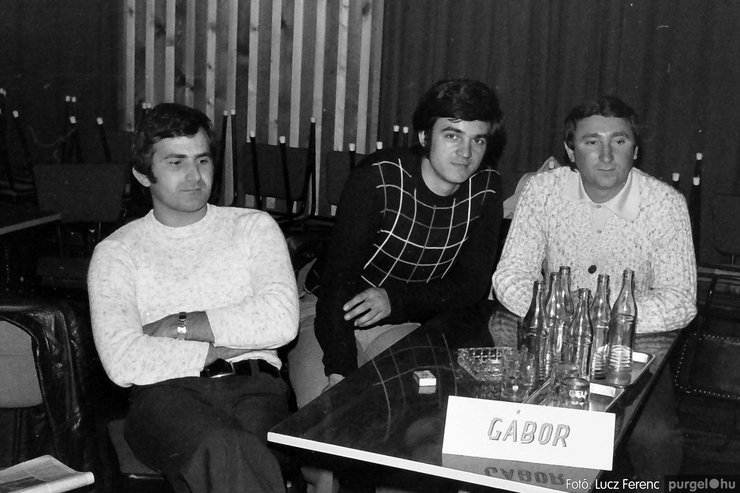 061, 063. 1976. Puskin TSZ szocialista brigádverseny 011. - Fotó: Lucz Ferenc.jpg