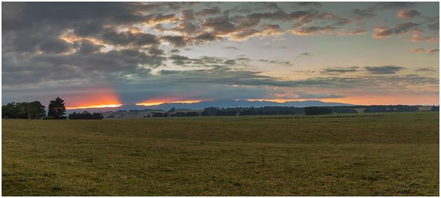 Cheltenham Sunrise Pano (Explore 5/03/2021)