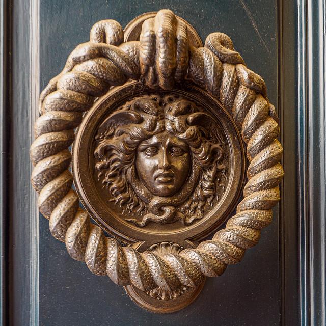 Roman Door 4