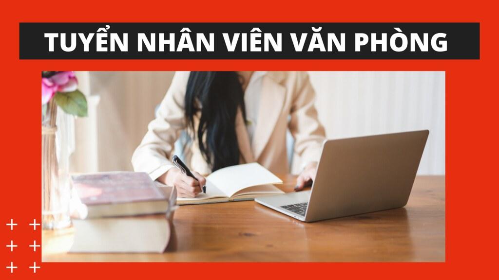 Tuyen Nhan Vien Van Phong