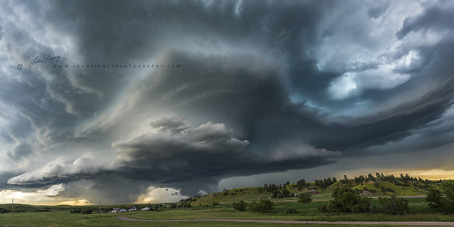 Four Corners (WY) Supercell