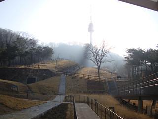 Hanyangdoseong Historic Site