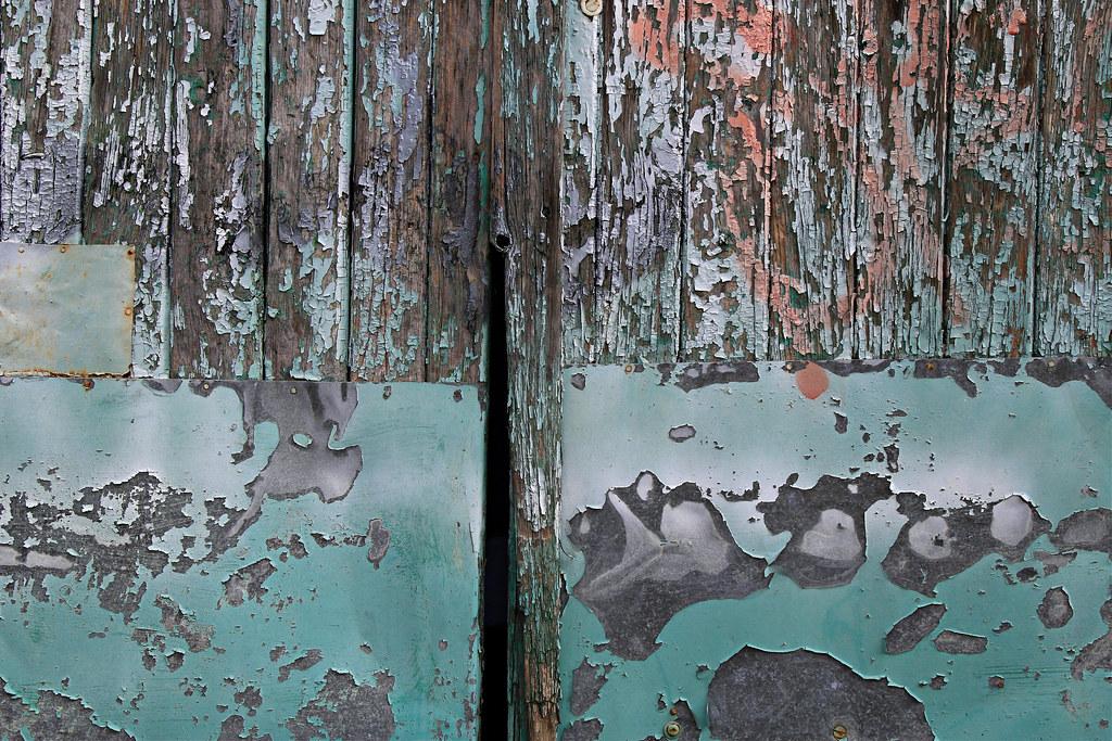 Shades of Winter- Garage Series