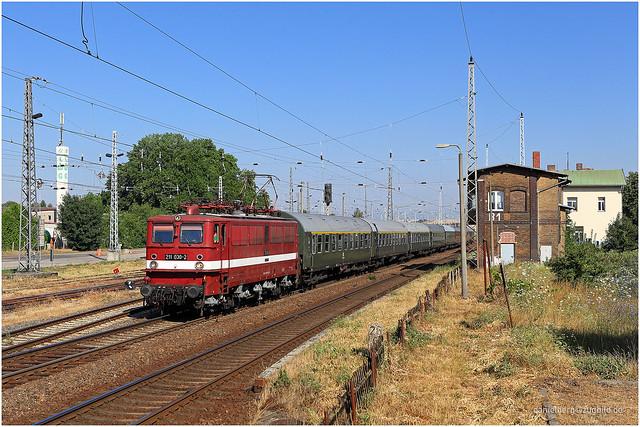 211 030-2   Eisenbahngesellschaft Potsdam (EGP)