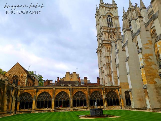 Westminster Abbey-London-UK