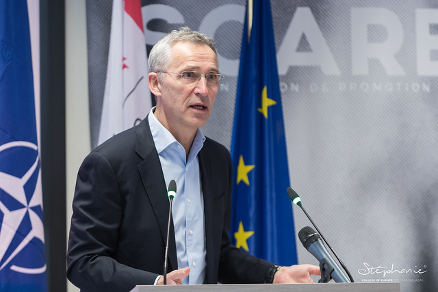 High-Level Lecture by Mr Jens STOLTENBERG, Secretary General of NATO.4 March 2021