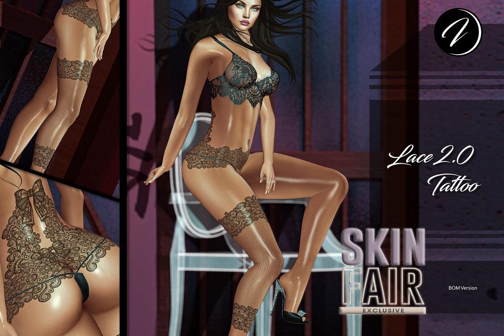 ..:: INKer ::.. Lace 2.0 Skin Fair