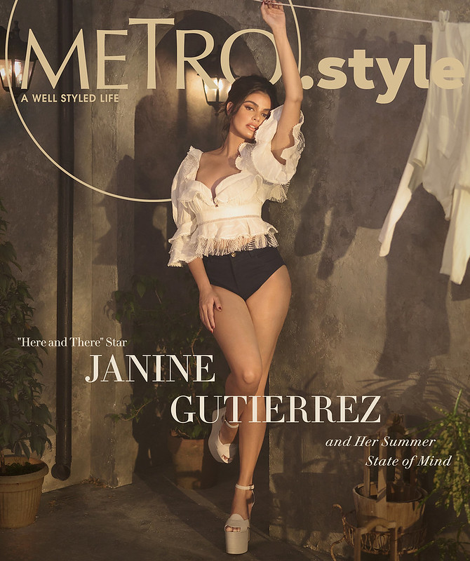 MetroStyle Janine 1 Cover