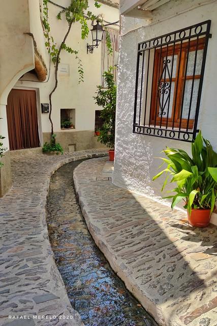 Calle del Agua, Pampaneira