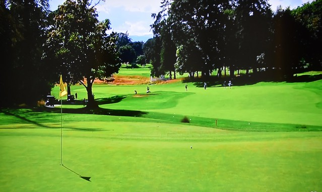 Sights & Scenes From The Pumpkin Ridge GC (Witch Hollow Course)