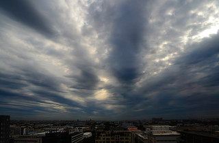 Beijing - Ugly Sky by cnmark