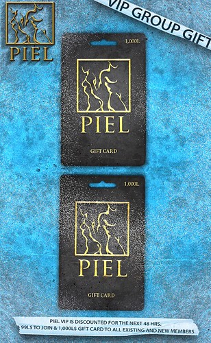 Piel VIP Group Gift AD