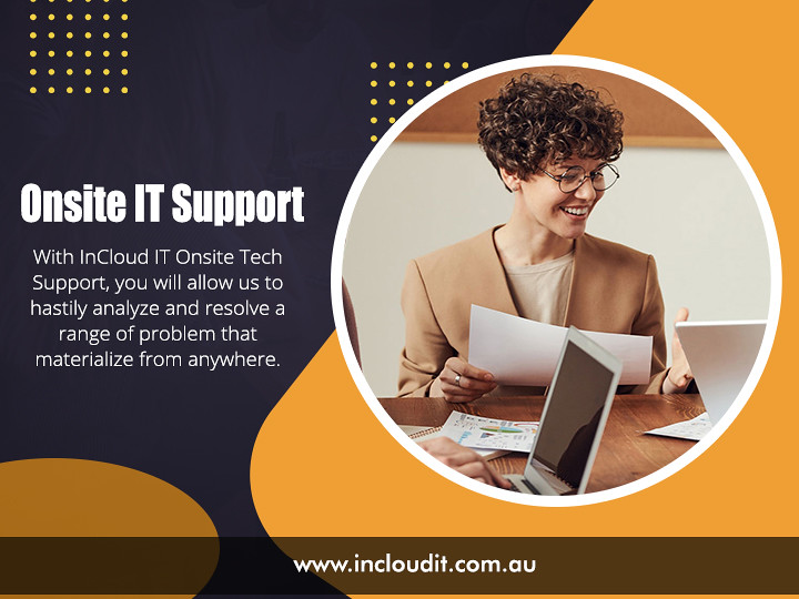 Onsite IT Support Sydney