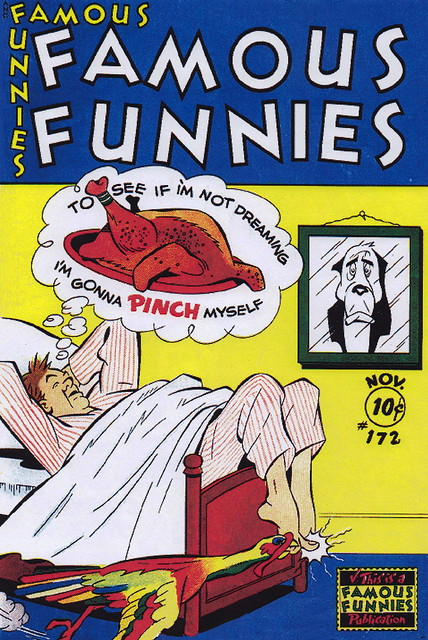 Famous Funnies #172