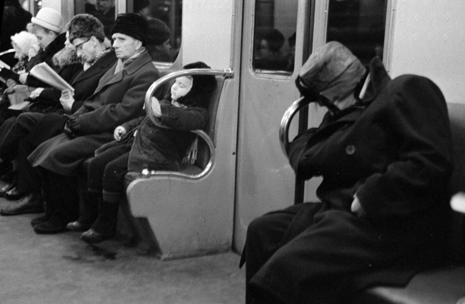 26. В вагоне метро