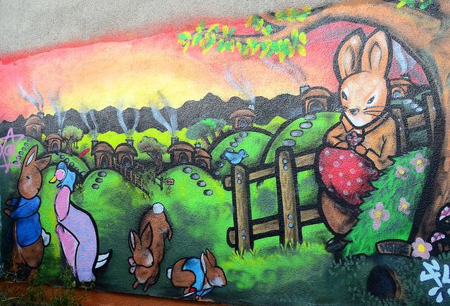 Bunny Homes.