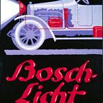 Mon, 2021-03-01 00:00 - BERNHARD, Lucian. Bosch-Licht, 1913.