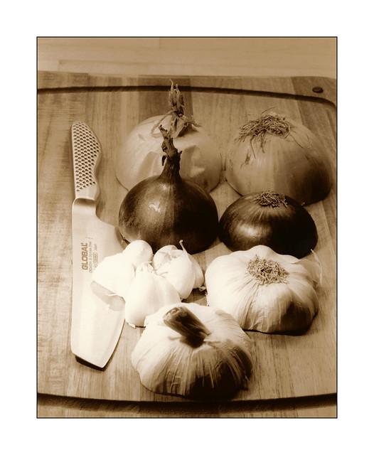 Last Onions... Thiourea + Se