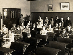 8th Grade at Drum Hill School 1928
