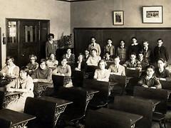 8th Grade at Drum Hill School 1928