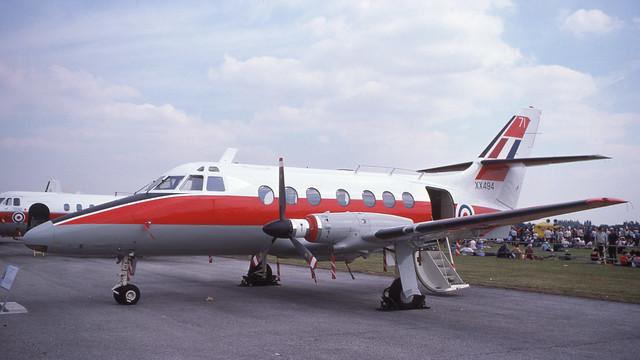 RAF Jetstream
