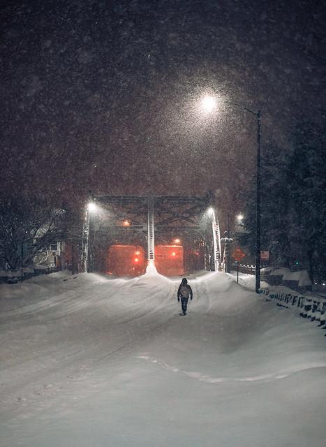 Winter Storm II, VI