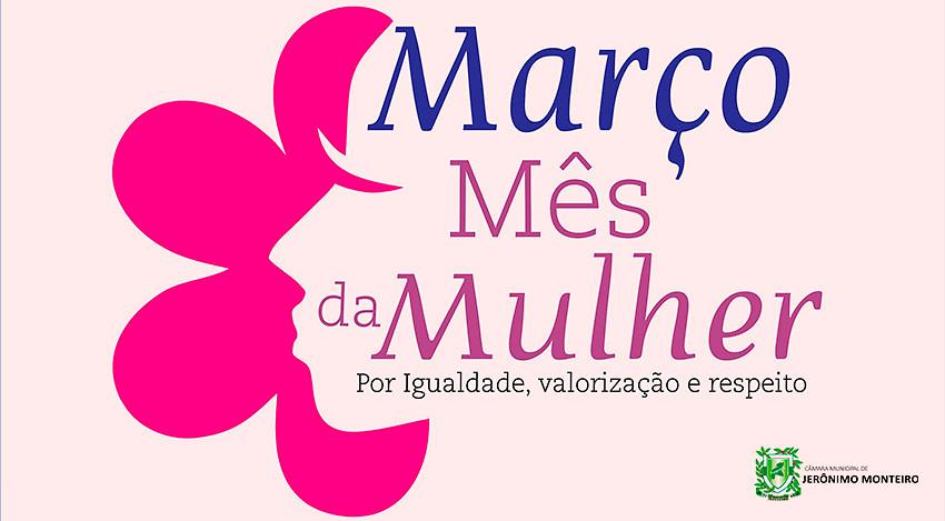 Março Mês das Mulheres