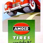 Mon, 2021-03-01 00:00 - BERNHARD, Lucian. Amoco Tires can take it!