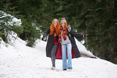 Shooting Fred & George Weasley - Harry Potter - Tetelle & Mizubisou - Turini Camp D'Argent -2021-01-29- P2311177