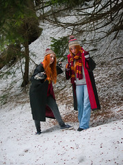 Shooting Fred & George Weasley - Harry Potter - Tetelle & Mizubisou - Turini Camp D'Argent -2021-01-29- P2311215