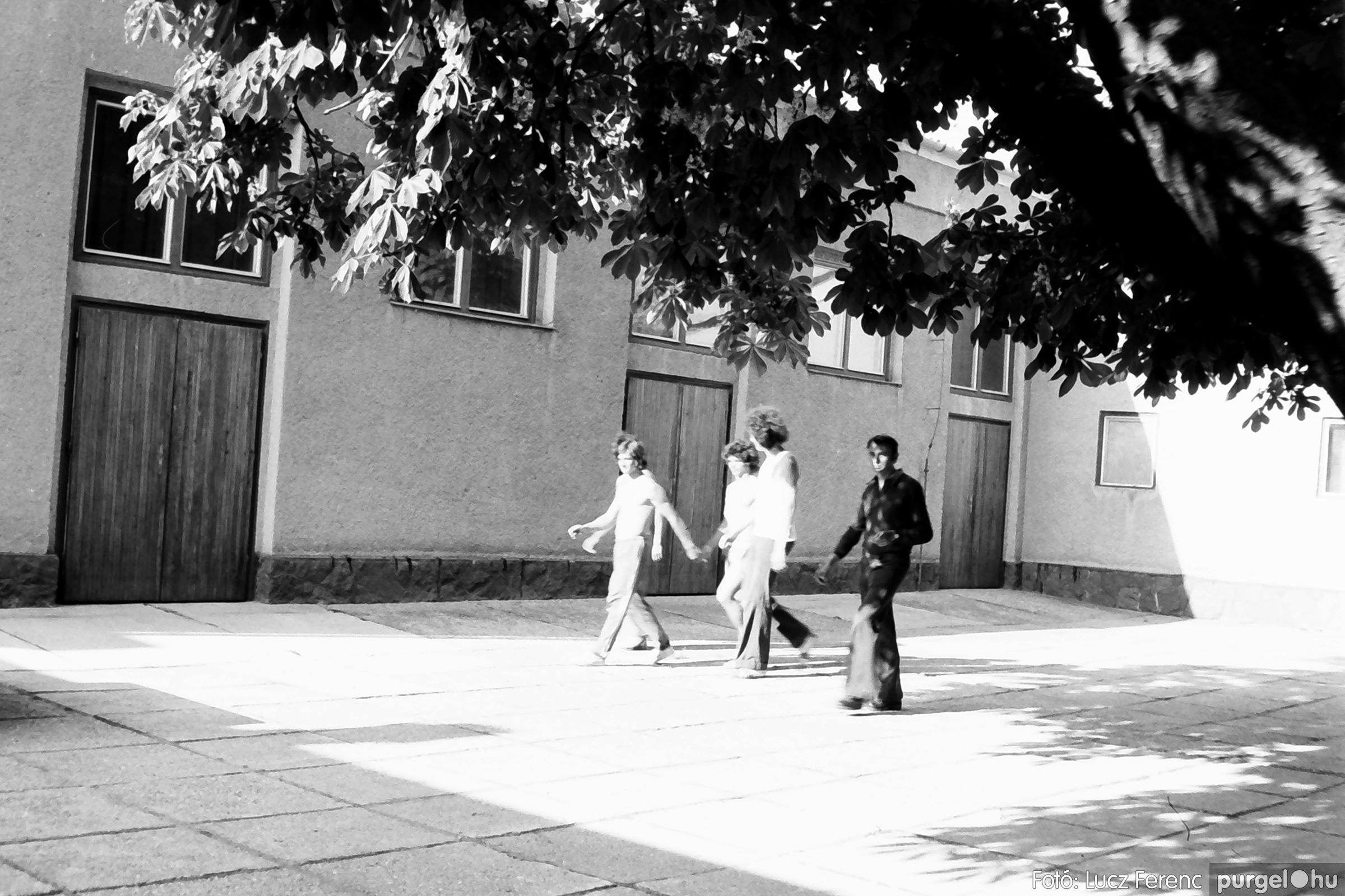 048, 051. 1976. Társadalmi munka 019. - Fotó: Lucz Ferenc.jpg