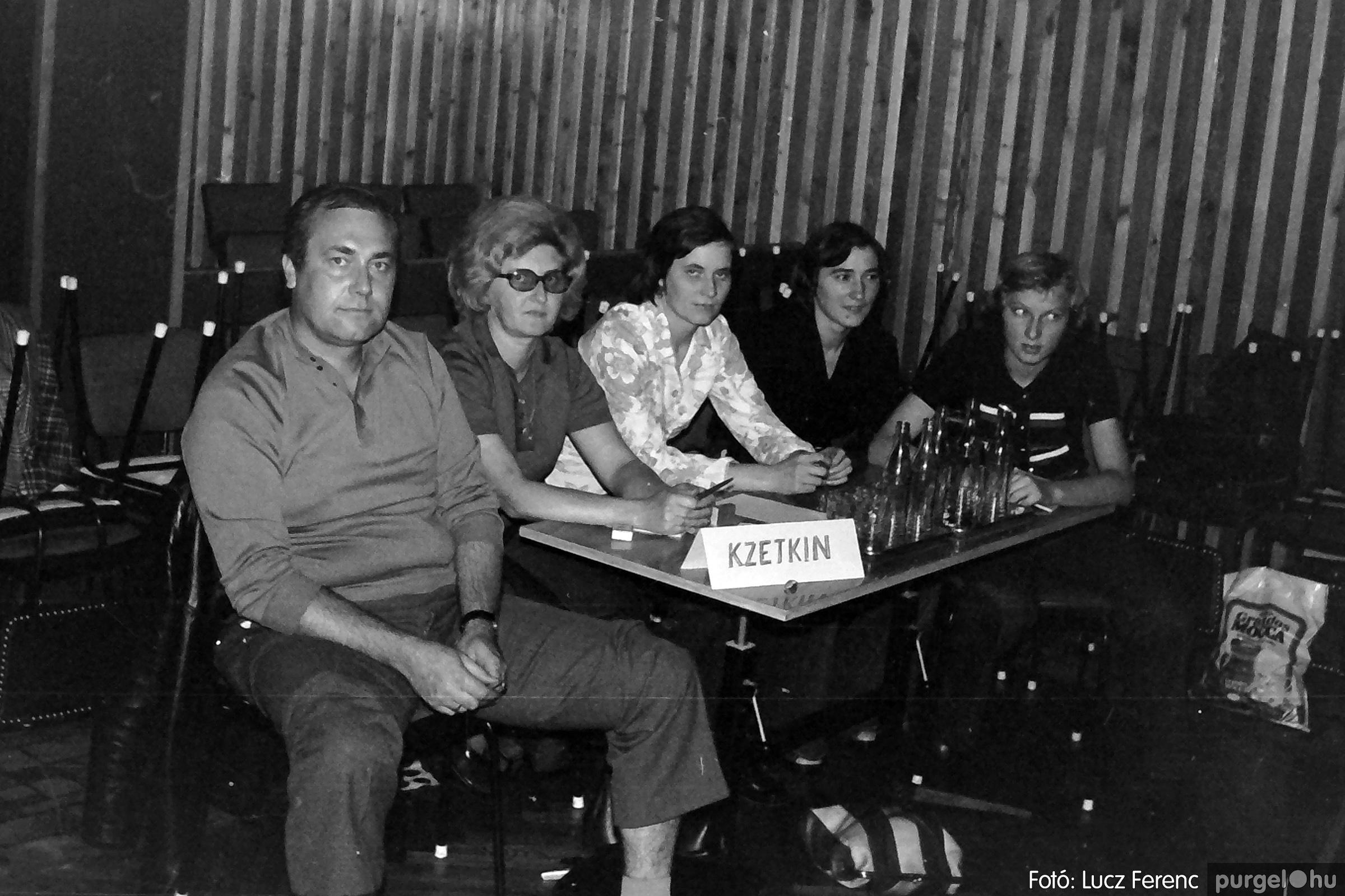 061, 063. 1976. Puskin TSZ szocialista brigádverseny 007. - Fotó: Lucz Ferenc.jpg