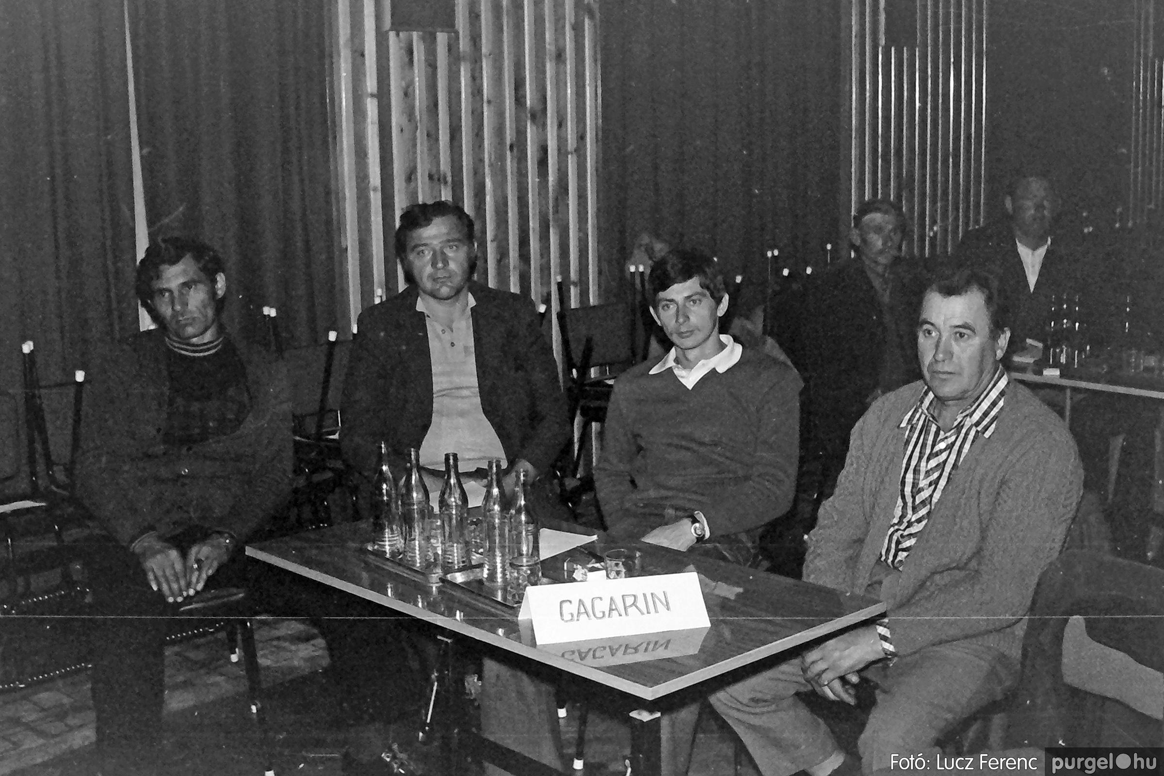 061, 063. 1976. Puskin TSZ szocialista brigádverseny 003. - Fotó: Lucz Ferenc.jpg
