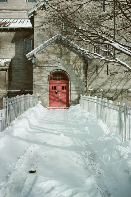 St Pierre Claver's Door