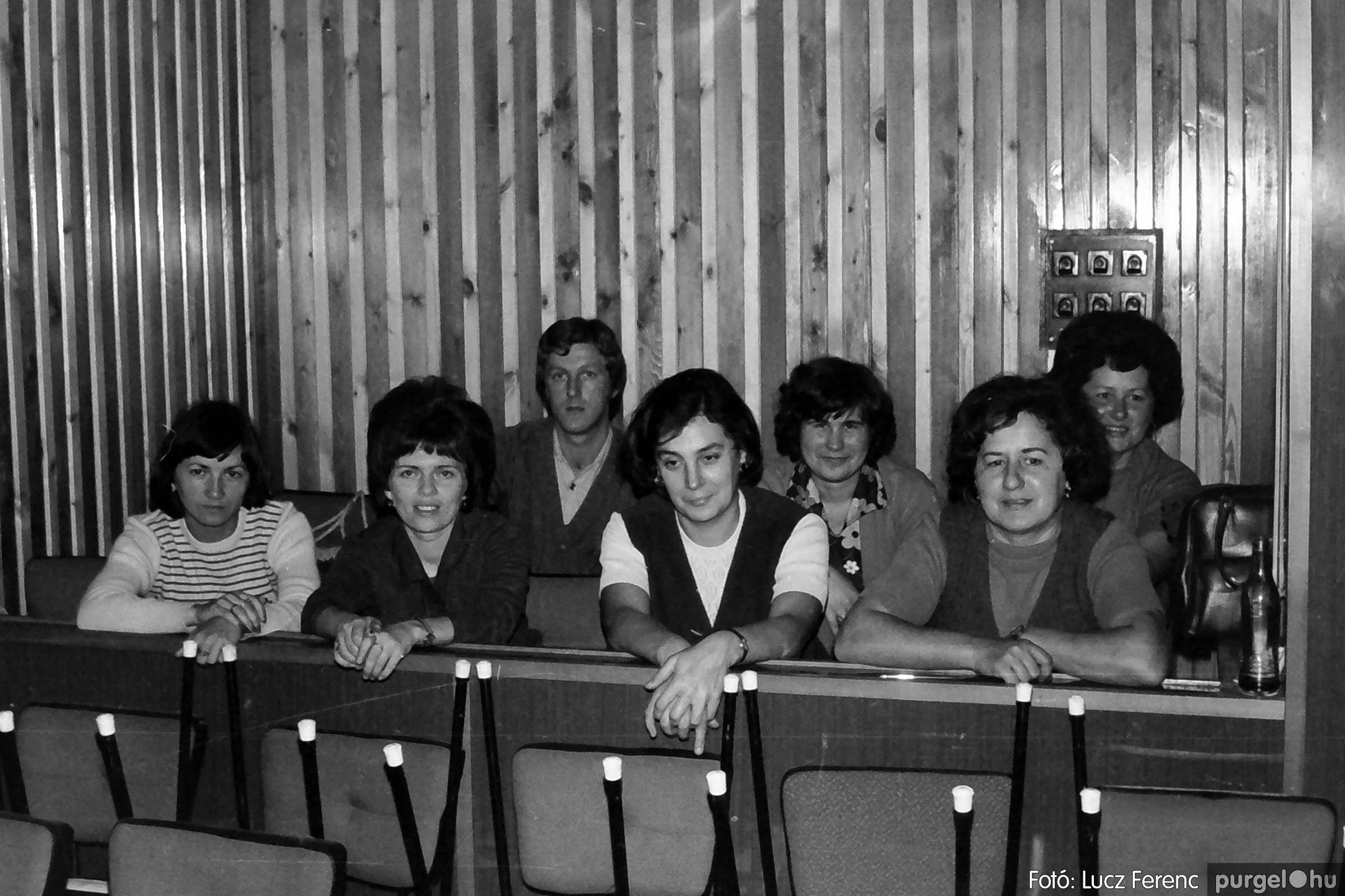 061, 063. 1976. Puskin TSZ szocialista brigádverseny 006. - Fotó: Lucz Ferenc.jpg