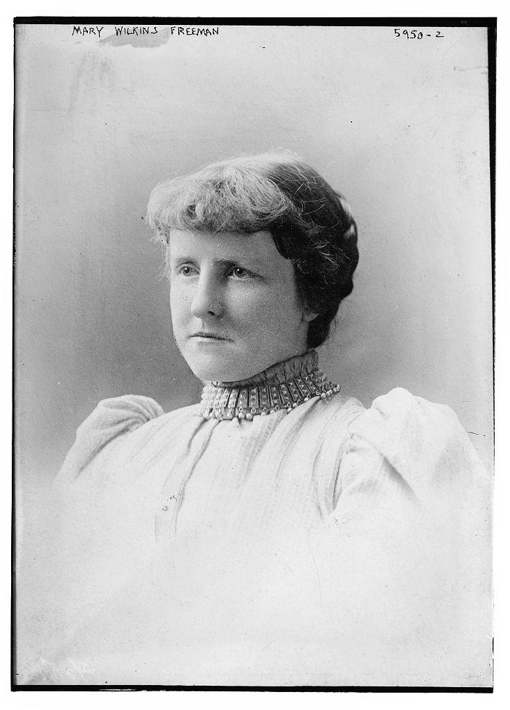 Mary Wilkins Freeman (LOC)