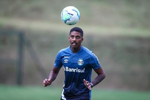 Treino Grêmio em Atibaia - 05/03/2021