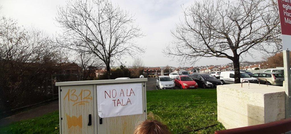No a la Tala
