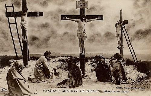 Passion et mort de Notre Seigneur Jésus-Christ