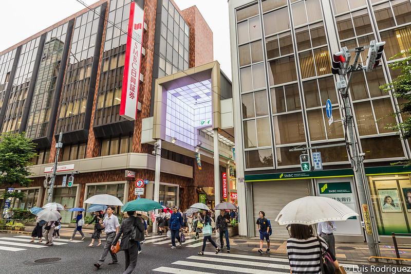 Calle comercial techada Kichijoji Odori