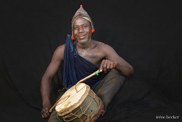 Gbagyi  Drummer