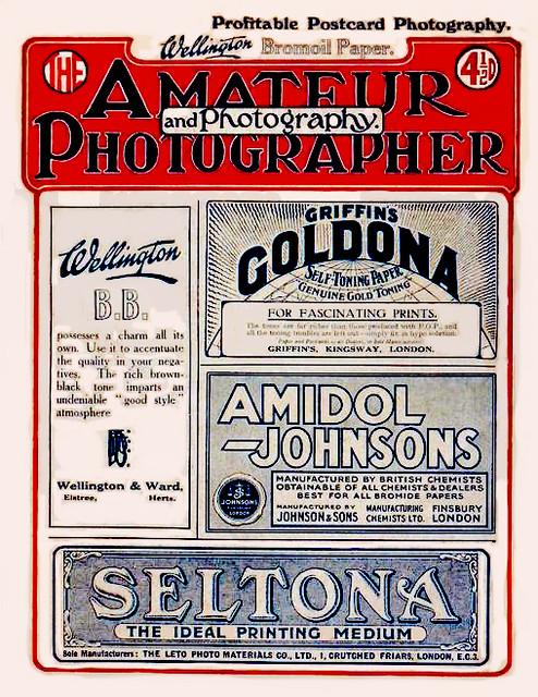 """Profitable Postcard Photography""  -- March 1921"