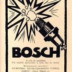 Mon, 2008-12-22 17:25 - Automobile spark plugs, from Bosch.  Velas para automóvel da marca Bosch.  in: Ilustração, Ano 3, n.º 60, 16 de Junho de 1928.  magazine link: hemerotecadigital.cm-lisboa.pt/OBRAS/Ilustracao/Ilustraca...  page link: hemerotecadigital.cm-lisboa.pt/OBRAS/Ilustracao/1928/N60/...