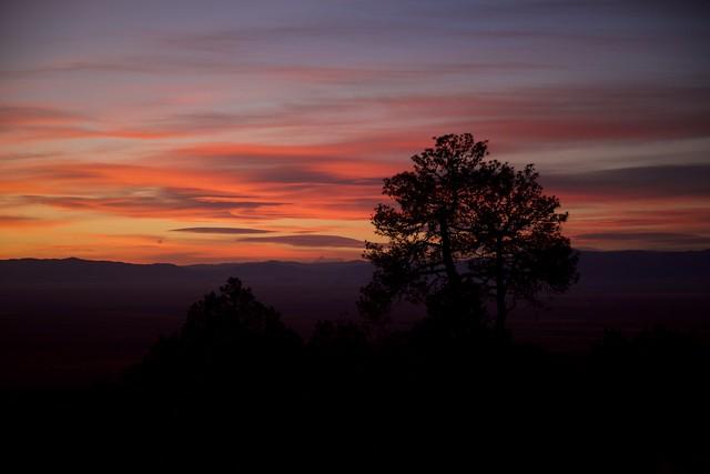 San Juan Mountains Sunset