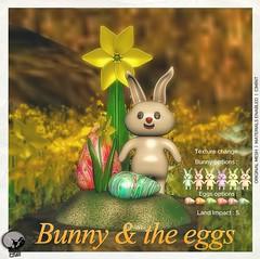 New release : Bunny & the eggs @ Secret Sale Sundays