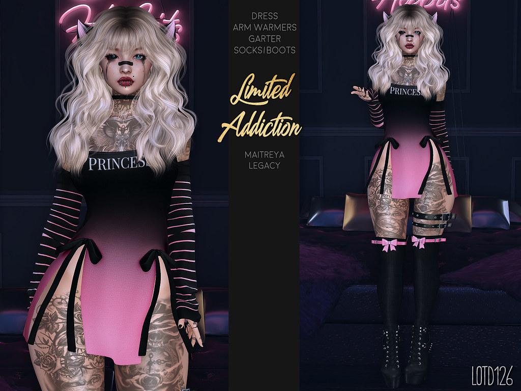 Limited Addiction - LOTD126