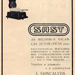 Mon, 2008-12-22 17:25 - Automatic scales Sast.  Balanças automáticas Sast.  in: Ilustração, Ano 3, n.º 60, 16 de Junho de 1928.  magazine link: hemerotecadigital.cm-lisboa.pt/OBRAS/Ilustracao/Ilustraca...  page link: hemerotecadigital.cm-lisboa.pt/OBRAS/Ilustracao/1928/N60/...