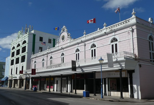 Bridgetown, Barbados Building
