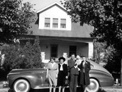 On Hudson Ave. 1941